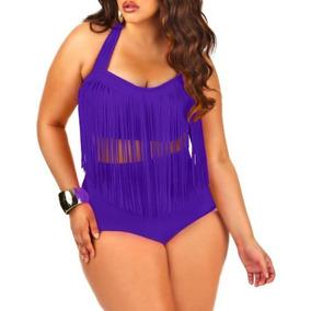 3ac67602 Trajes Bano Mujer Tallas Grandes - Trajes de baño Mujer en Mercado ...