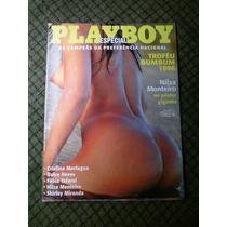 Playboy Especial Nilza Monteiro No Poster Gigante 1996
