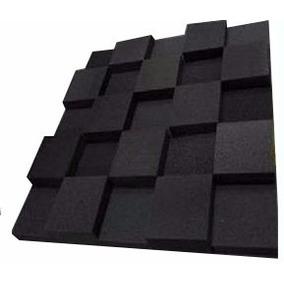 Espuma Acústica Difusor E Absorvedor Acustico M1 Anti Chamas