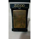 Encendedor Zippo Dorado
