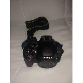 Nikon D5100 H Lentes 50 E 200mm/bolsa/2baterias Scard 8gb