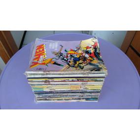 Lote X-men - Editora Abril - Complete Sua Coleção!!!