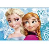 Frozen Painel Infantil Aniversário Painéis Tecido Lona