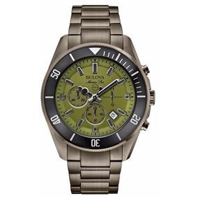 Reloj Bulova Marine Star 98b206 Entrega Inmediata