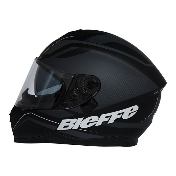 Casco Moto Integral Bieffe By Peels Doble Visor B67