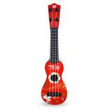 Bei Fenle (buddyfun) Niños Guitarra Peque 88043 Rojo