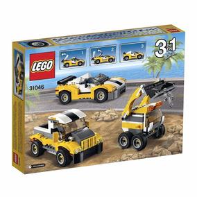 Lego Creator Fast Car 3 Em 1 - Monte 3 Carros - Original Usa