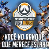 Overwatch Pro Elo Booster » Armas, Drop De Caixas E Up [pc]