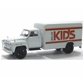 Chevrolet C6500 Balas Kids Caminhões De Outros Tempos 1/43