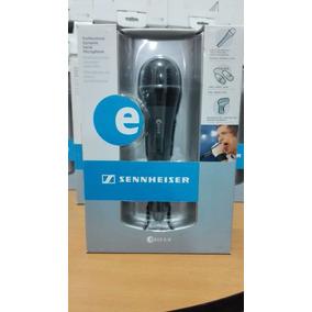 Microfono Sennheiser E815 S Nuevo Con Cable Y Base