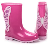 Galocha Infantil Grendene Barbie - 23 Ao 32 - Pink