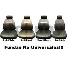 Fundas Asiento Auto/fabrica/cuerina Fiat Qubo