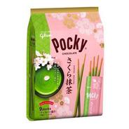 Glico Pocky Sakura Matcha Edicion Especial