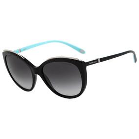 Tiffany & Co. Tf 4134 B - Óculos De Sol 8001/3c Preto E