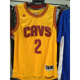 Jersey Cavaliers Cleveland Kyrie Irving Nba Envio Gratis
