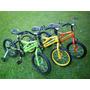 Bicicleta Cross Bmx Rod 16