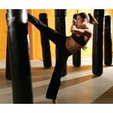 Kit Kick Boxing Boxeo, Bolsa 1,80mts+tibiales+guantes12oz