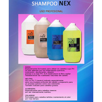 Shampoo Nex 2 Unidades X 5 Litros C/u