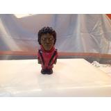 Miniatura Michael Jackson - 8,5 Cm Em Resina - Bonellihq