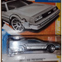 Hot Wheels Back To The Future Time Machine Delorean Futuro