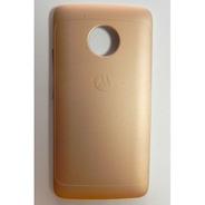 Motorola Moto G5 Tapa Trasera Dorado