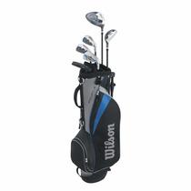 Set De 6 Palos De Golf Wilson Profile Junior C/ Bolsa Maleta