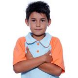 Camisa Polo Chiquitito Masculino 10 Ao 16 Pronta Entrega
