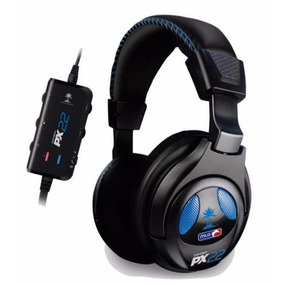 Headset Turtle Beach Ear Force Px22 Ps3 Ps4 Xbox One Pc