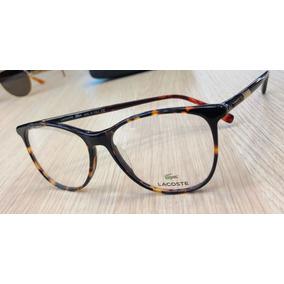 3cb57dc381 Monturas Gafas Redondas - Gafas Monturas Lacoste en Mercado Libre ...