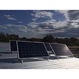Kit Solar Fotovoltaico On Grid De 2 Kw/h Para Ahorro