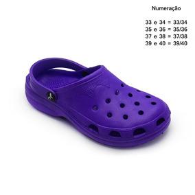 Babuche King/kemo Crocs Sandalia Masculina Feminina 25 Ao 44