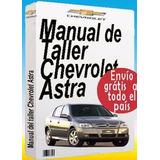Manual Taller Mecanica Automotriz - Chevrolet Astra Español