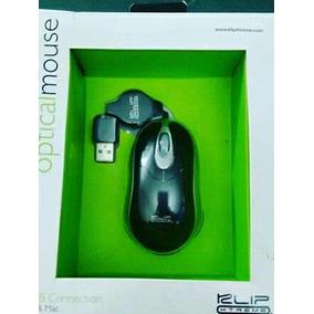 Mouse Minie Retráctil Klip Rlip Xtreme