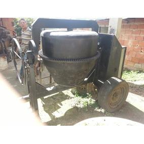 Trompo Mezclador De Concreto Con Motor Electrico