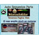 Conchas Bancadas Chevrolet 350 010 020 030 040 060