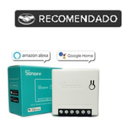 Sonoff Diy Mini-bivolt 10a C/ Saída P/interruptor-kit 10 Pçs