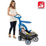Carrinho Passeio Smart Baby Comfort Azul Bandeirante
