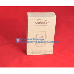 Vpecker Scanner Inalambrico Multimarca Universal
