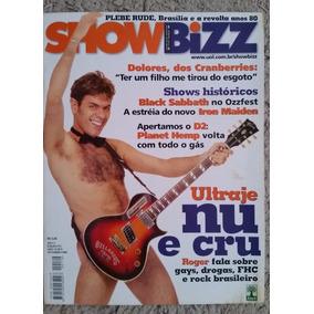 Revista Show Bizz Nº 170 Roger Ultraje A Rigor