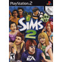 The Sims 2 Playstation 2 Play 2 Ps2 Patch - Frete R$5,00