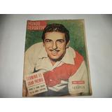 River - Mundo Deportivo Con Poster Campeon 1956