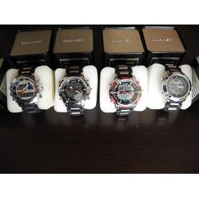 Relojes Quamer 100% Nuevos Oferta $16.990 Con Envio Gratis