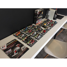 Colección Fórmula 1 Salvat The Car Collection 1 A 28 $15.400