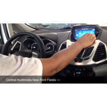 Central Multimidia M1 New Fiesta Nacional 1.6 2014 2015 2016
