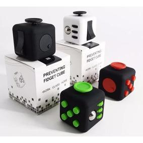 Cubo Anti Stress Ansiedade Fidget Iphone Hiperativo + Brinde