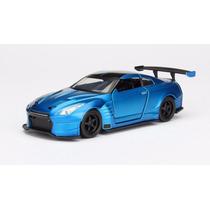 1:32 Nissan Gt-r (r35) Ben Sopra Rápido Y Furioso Jada