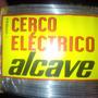 Cerco Ganadero Electrico En Aluminio 2,55mm X 1000 Metros