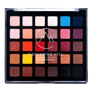 Paleta De Sombras Catharine Hill Profissional 30 Cores **