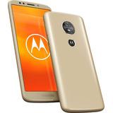 Celular Libre Motorola Moto E5 Dorado
