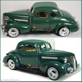1939 Chevrolet Coupe 1/24